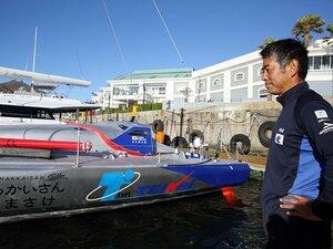 単独無寄港世界一周レース、リタイア。白石康次郎の思いは次なる挑戦へ。