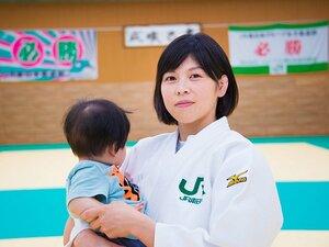 1児の母として日本柔道強化を。福見友子が捧ぐ「すべての情熱」。