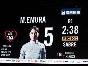 フェンシング日本選手権が大成功。その時太田雄貴は、なぜパリに!?