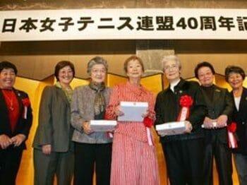 テニスとともに生きた宮城黎子さんを悼む。<Number Web> photograph by Hiromasa Mano
