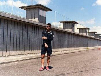 <三浦知良と柳沢敦の往復書簡> 僕のサッカー人生で最も「やりやすい」男。<Number Web> photograph by Megumi Seki