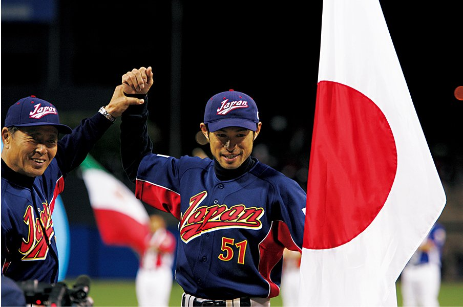 <Dear Ichiro>王貞治「それがスポーツの厳しさなんだ」<Number Web> photograph by Naoya Sanuki