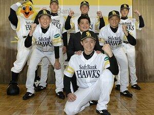 SBの三軍で日本を驚かせる準備中。茶谷健太と荒金久雄の5カ年計画。