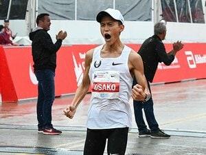 大迫傑が出した日本記録は予兆だ。金哲彦が予言するマラソンの新時代。