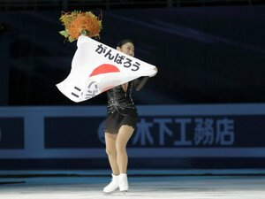 世界フィギュア、震災で代替開催。思い出すスケーターたちの結びつき。