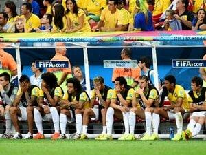 戦意なきブラジルがオランダに0-3。「無意味な3決」で再びえぐられた傷。