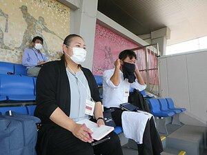 "NPB初女性スカウトが見る""立ち姿""。上野由岐子らと掴んだ「金」の知見。"