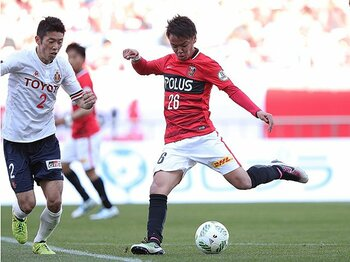 """""""A代表に近いクラブ""""レッズの新人、伊藤涼太郎のビッグマウス台詞集。<Number Web> photograph by J.LEAGUE PHOTOS"""
