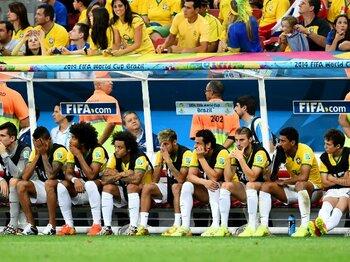 戦意なきブラジルがオランダに0-3。「無意味な3決」で再びえぐられた傷。<Number Web> photograph by Getty Images