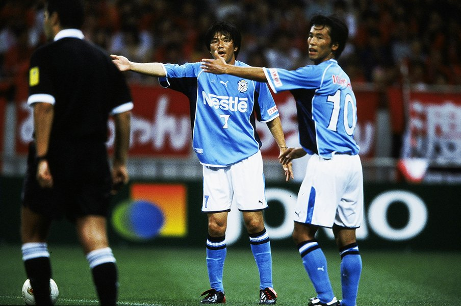 私のJ最強クラブ。磐田のN-BOXとドゥンガの遺産、現強豪との相似。<Number Web> photograph by J.LEAGUE