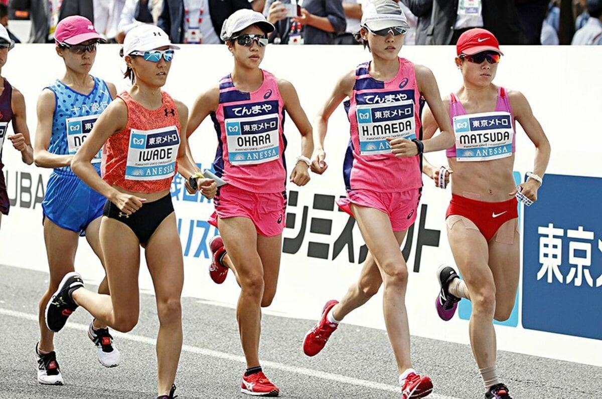 女子 マラソン 日本 代表 記録