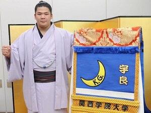 """学生相撲出身力士と中卒力士との違い。""""相撲力""""とは……一体何なのか。"""