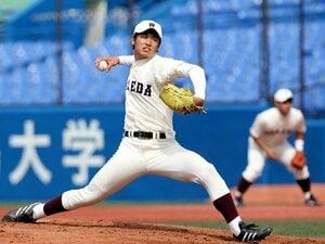 """新時代の早大が東京六大学を制す!光った""""全力疾走""""と若き投手陣。"""