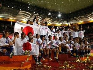なでしこW杯制覇の取材ノート秘録。川澄、丸山、山郷、澤に学んだこと。