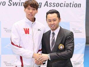 200m平泳ぎの世界記録を持つ日本人。渡辺一平の、感情を整理する力。