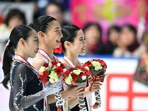 超ハイレベルな全日本フィギュアで、勝負を超えた女子選手達の意地を見た。