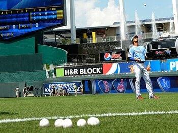 <MLBオールスター> ダルビッシュ有&ストラスバーグ 「新世代投手が放った光」<Number Web> photograph by Yukihito Taguchi