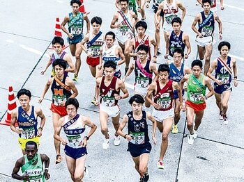 <箱根駅伝・第90回大会展望> 駒澤大学3冠なるか。鍵を握る「区間配置」。<Number Web> photograph by Shunsuke Mizukami