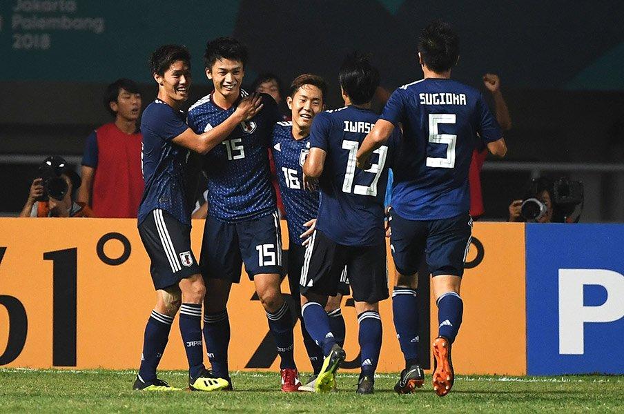 森保U-21、アジアの頂点に王手。決勝の相手は兵役免除がかかる韓国。<Number Web> photograph by AFLO