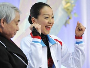 浅田真央、安藤美姫、村上佳菜子……世界選手権で表彰台独占を目指せ!