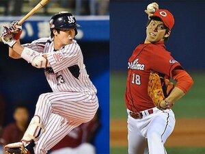各成績で2010年代ベスト9を選ぶと。坂本や山田&柳田、菅野にマエケン。