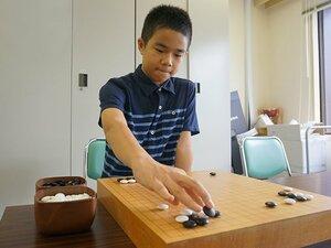 院生時代に114連勝! 驚異の13歳、囲碁・福岡航太朗初段に刮目せよ。