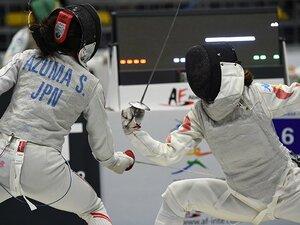 太田雄貴が見たフェンシング世界大会。日本勢メダルなしも将来性はある。