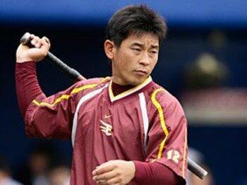 """""""天才""""草野が誕生するまで。社会人野球時代の豪打。<Number Web> photograph by Tomoki Momozono"""