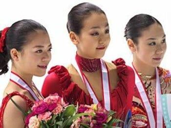 浅田、鈴木らが五輪代表へ。全日本選手権、その舞台裏を見る。<Number Web> photograph by Takuya Sugiyama