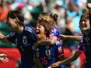 逆境になればなるほど……なでしこ!酷暑、日程の不利乗り越えベスト4。<Number Web> photograph by FIFA/FIFA via Getty Images