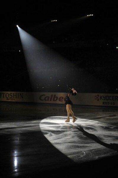 2008フィギュアスケートグランプリシリーズ NHK杯 女子シングル エキシビジョン