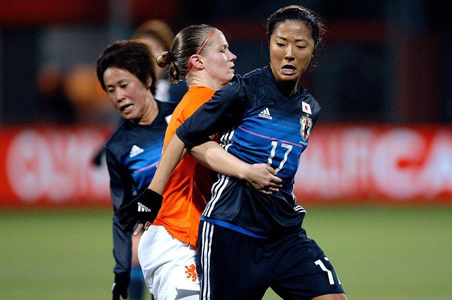 なでしこも油断できない五輪最終予選。アジアの女子サッカーはハイレベル!<Number Web> photograph by AFLO