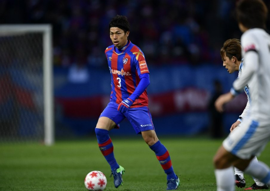 FC東京、何も得られなかった1年間。森重が語った「選手だけでなく……」。<Number Web> photograph by J.LEAGUE PHOTOS