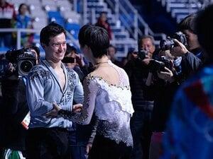 パトリック・チャンが回想する、ユヅル、ダイスケ、ソチ五輪。