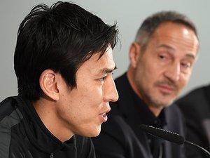 """長谷部誠36歳、""""サッカーは30歳までの競技""""説を覆す 指揮官が「ベストのプロ」と絶賛の頭脳と肉体"""