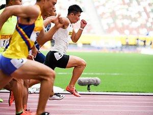 桐生祥秀が信頼する「ピンなし」が短距離界に起こす0.048秒の革命。