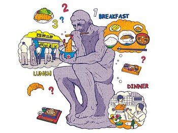 <日本人の食事回数を再考する> 1日3食は正しいのか?<Number Web>