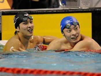 競泳日本選手権、新記録ラッシュの理由。<Number Web> photograph by Takao Fujita