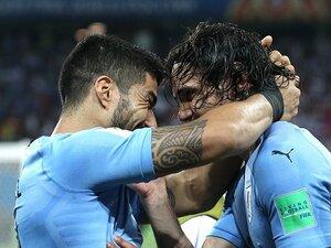 ウルグアイが誇る最強2トップ。スアレス&カバーニの奇跡と結末。