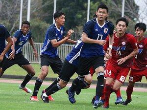 日本サッカーの未来かかるU-19代表。W杯出場をかけたアジア決戦の場へ!