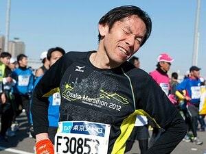 """<カメラマン、東京マラソンを走る> 50歳""""サブ4""""挑戦顛末記"""