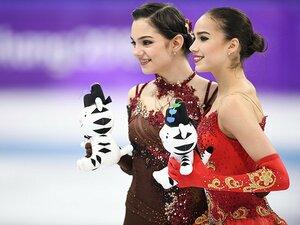 「スポーツは戦争のようなものだけど」メドベデワとザギトワの本当の関係。