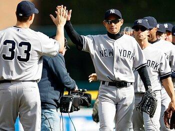 怪我人続出とイチローの奇妙な打順。ヤンキースは、今どうなっているのか?<Number Web> photograph by REUTERS/AFLO