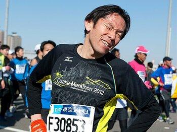 """<カメラマン、東京マラソンを走る> 50歳""""サブ4""""挑戦顛末記<Number Web> photograph by Mami Yamada"""