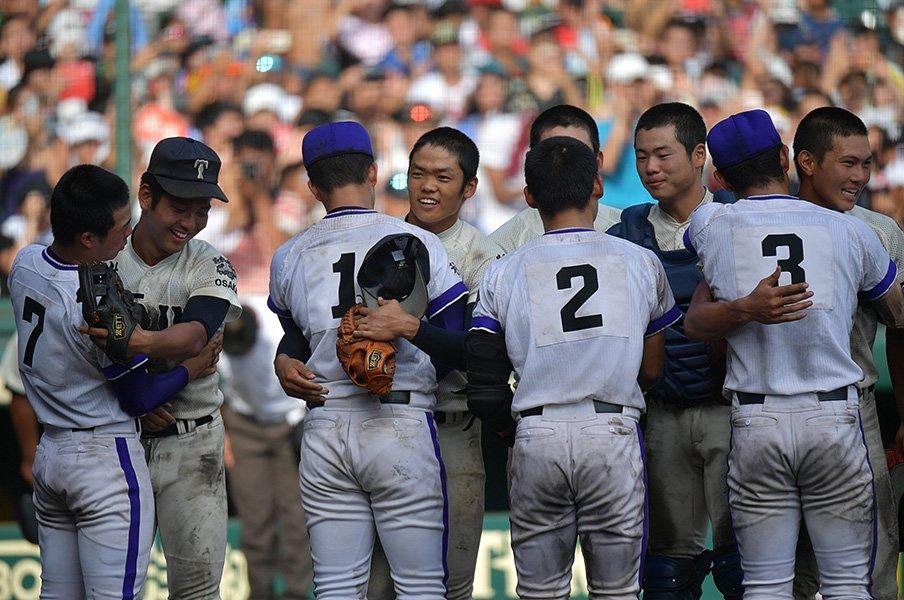 根尾昂は他人を思いやるヒーロー。「吉田輝星投手は素晴らしい投球を」<Number Web> photograph by Hideki Sugiyama