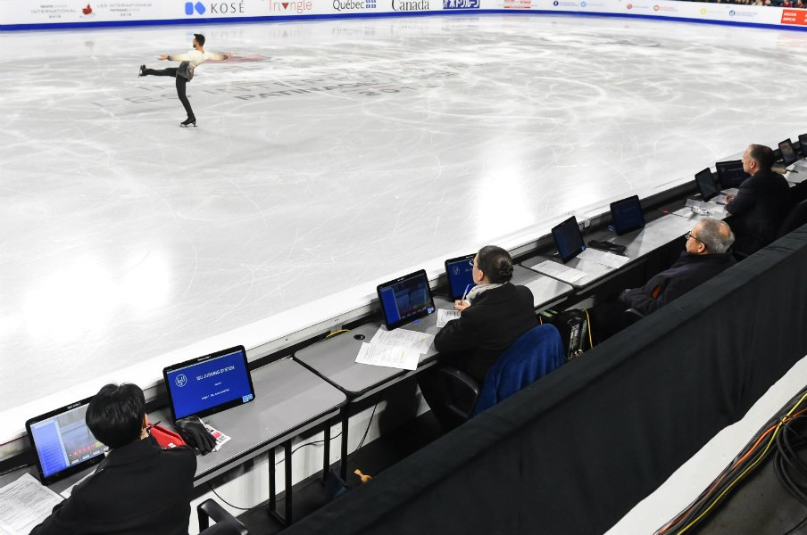ISUが審判の倫理規定に大鉈!北京冬季五輪のフィギュアにも影響。<Number Web> photograph by ISU via Getty Images