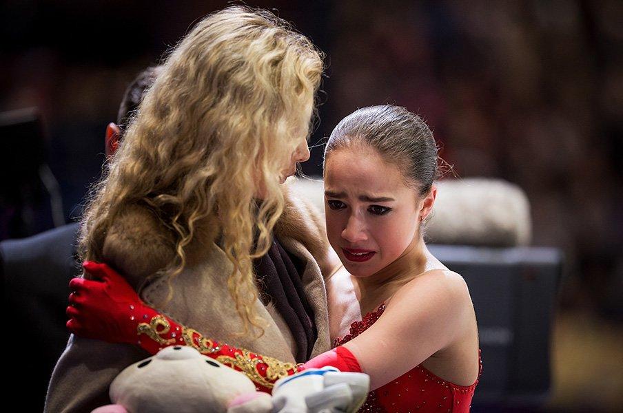 ザギトワの世界選手権不振の理由。思春期ならでは、必然の悩みとは。<Number Web> photograph by ISU/ISU via Getty Images