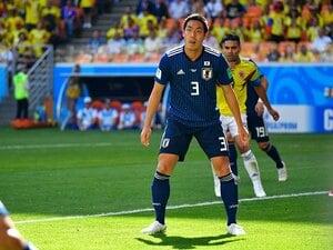 昌子源がW杯初戦で貫いた信念。誰よりも「何が何でも守りきる」。