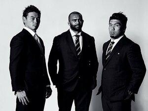 「僕にとって最高の瞬間は……」五郎丸歩が振り返るワールドカップ。