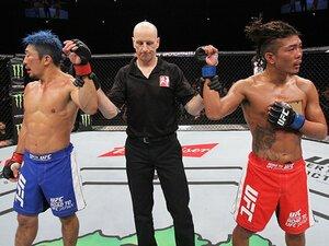 """MMAブレイクのカギは""""感情移入""""。『ROAD TO UFC JAPAN』最終決着は!?"""